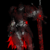 New Armor Bloodied